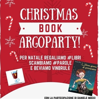 Christmas book party con Daniele Mocci e il suo